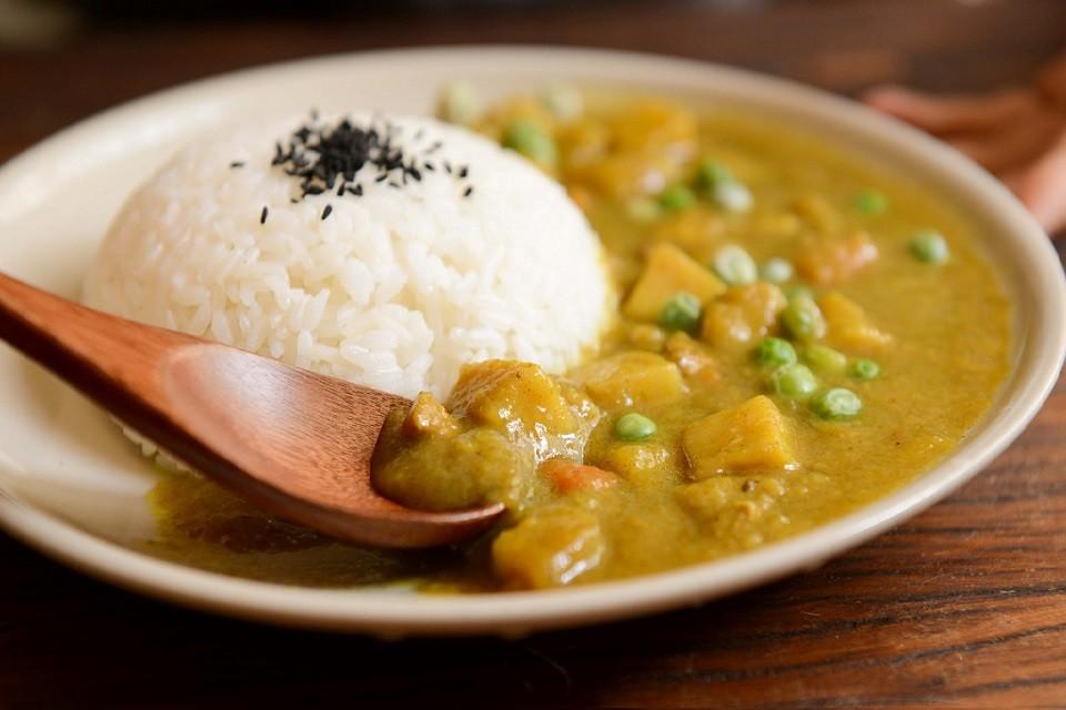 Welcher Reis zum Curry