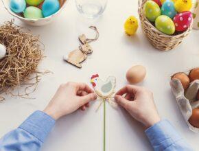 Geschenke zu Ostern im Lockdown