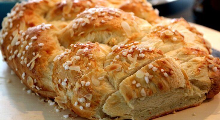 Rezept Hefezopf Osterzopf zu Ostern