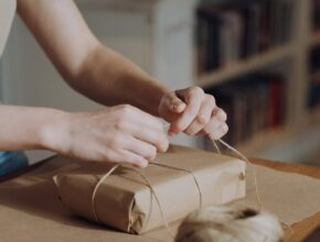 Geschenke nachhaltig verpacken