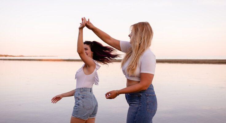 Tanzen ist gesund